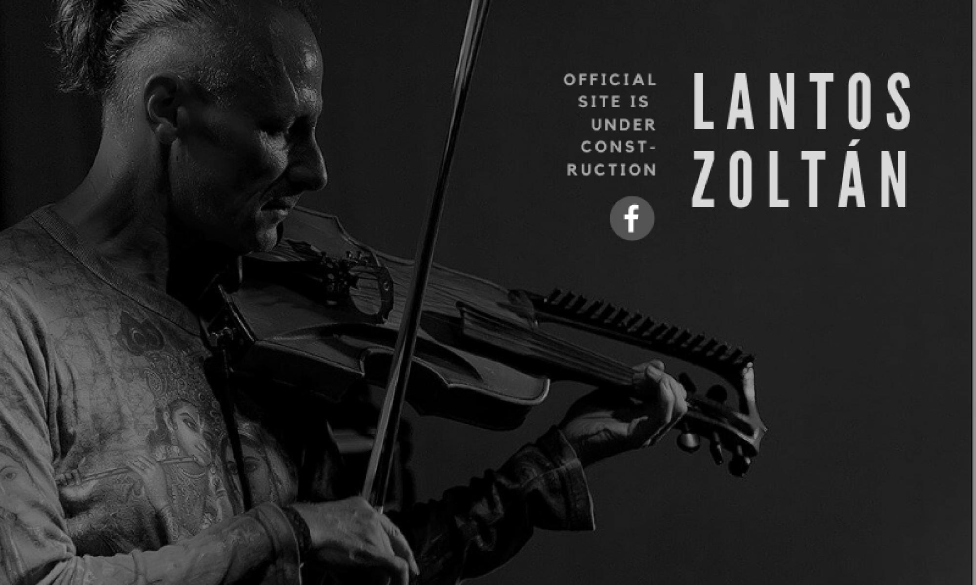 Zoltán Lantos' Official Page